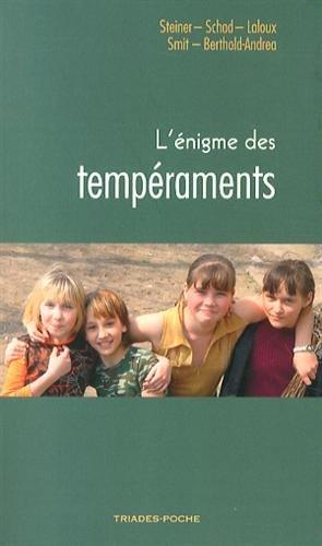 tempéraments