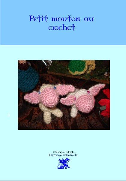 Les petits moutons d\'Imbolc au crochet