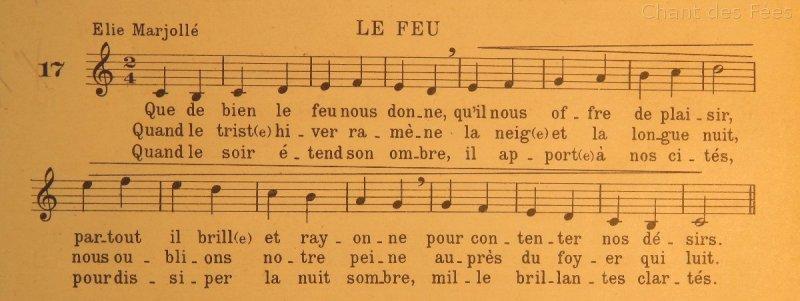 chant pour Imbolc