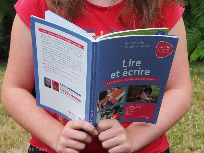 Lire et écrire : apprendre avec les pédagogies alternativves