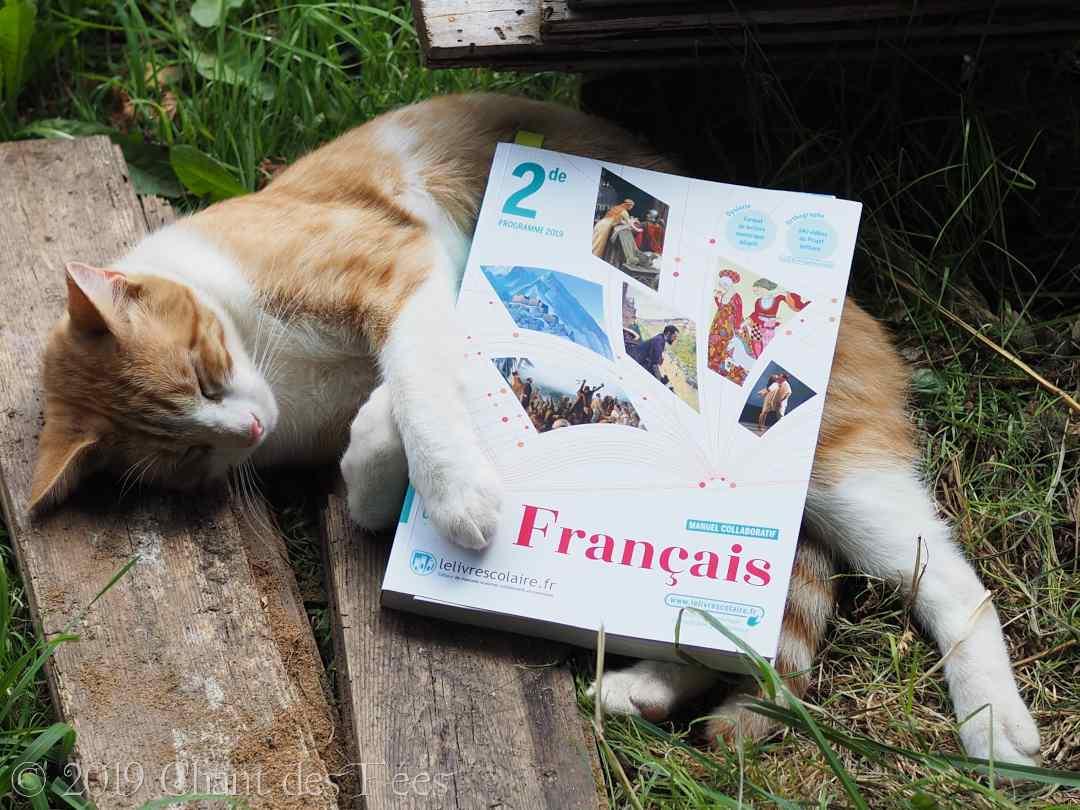 Manuels SES et Français seconde de Le Livre Scolaire