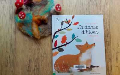 La danse d'hiver, un superbe album pour la saison hivernale