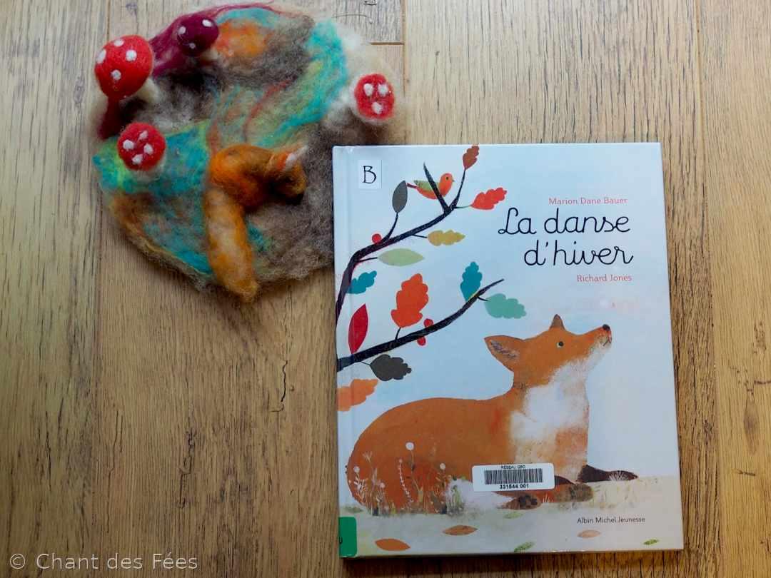 La danse d\'hiver, un superbe album pour la saison hivernale