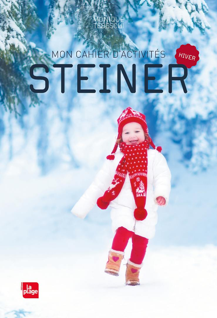 Mon cahier d'activités Steiner : Hiver