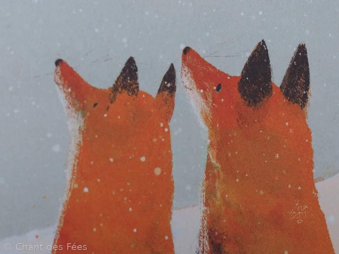 La danse d'hiver