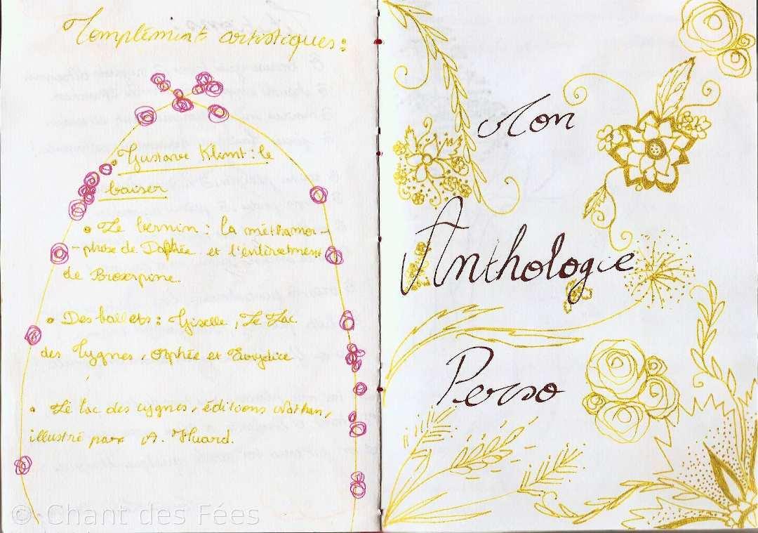 Petite anthologie de la poésie amoureusePetite anthologie de la poésie amoureuse