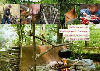 «Aventure, nature & couteau suisse» de Felix Immler, chez Terre Vivante