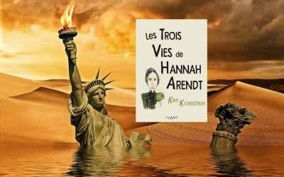 Courte chronique : La BD Les trois vies de Hannah Arendt