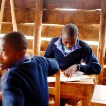 Gilver's Story - A Street Boy from Uganda