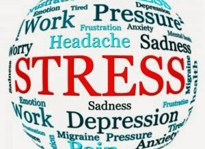Stress Spreads Like Flu!