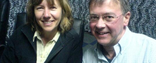 Paul & Lesley Jenkins on Zambezi fm