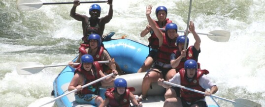 Rafting's Back!