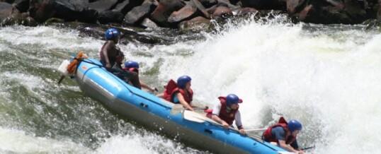 High Water White Water Rafting