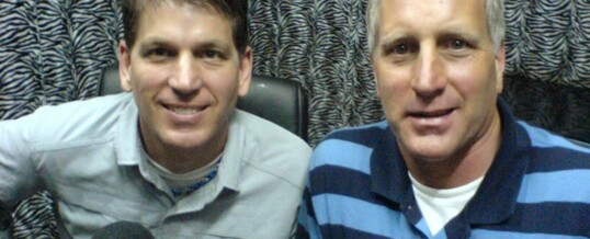 Stephen Gillespie and Mark Scarbrough