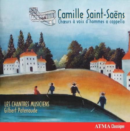 Album Saint-Saëns