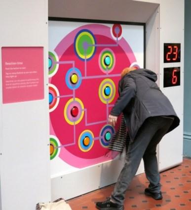 Mitmachen ist im Nationalmuseum angesagt.