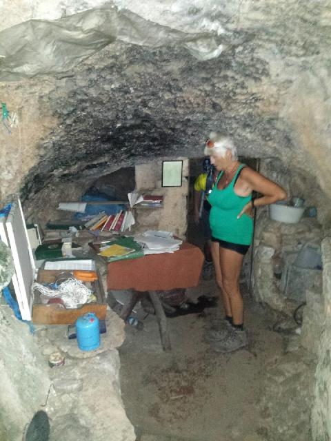 Die Höhle des Einsiedlers
