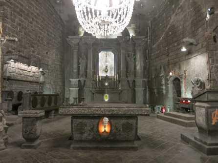 Die Kinga-Kapelle