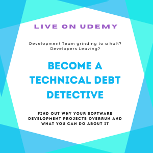 Become A Technical Debt Detective