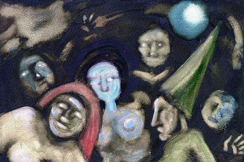 Le sabbat Astral | Rat Holes