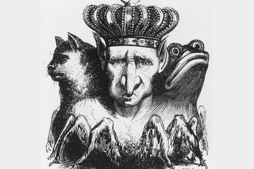 Une brève histoire de la démonologie en Occident | Rat Holes
