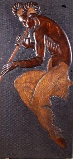 Bas-relief de Georges Artemoff.