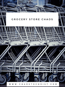 Grocery Store Chaos