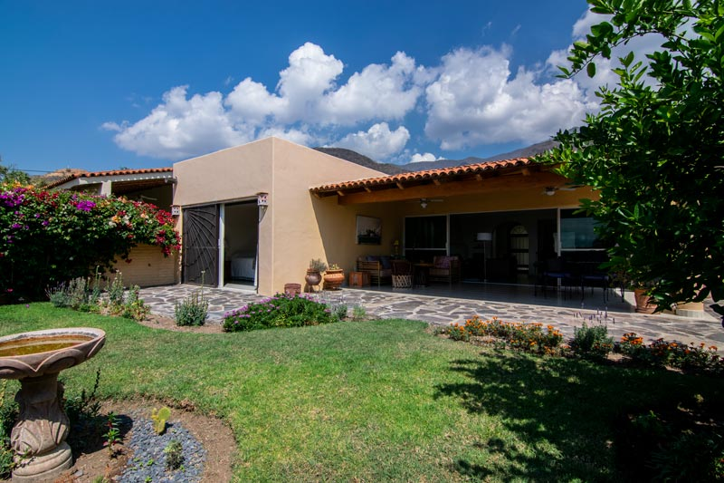 Los Sabinos 27 House
