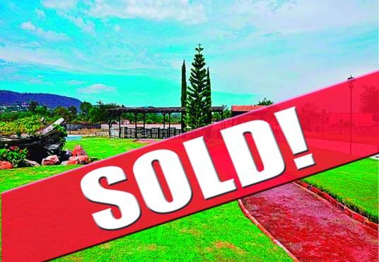 Lot For Sale in San Nicolas de Ibarra