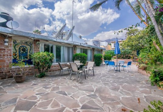 Home for Sale- Casa Norman Azul-San Antonio Tlayacapan