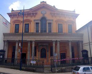 Bethesda Methodist Chapel - Entrance View
