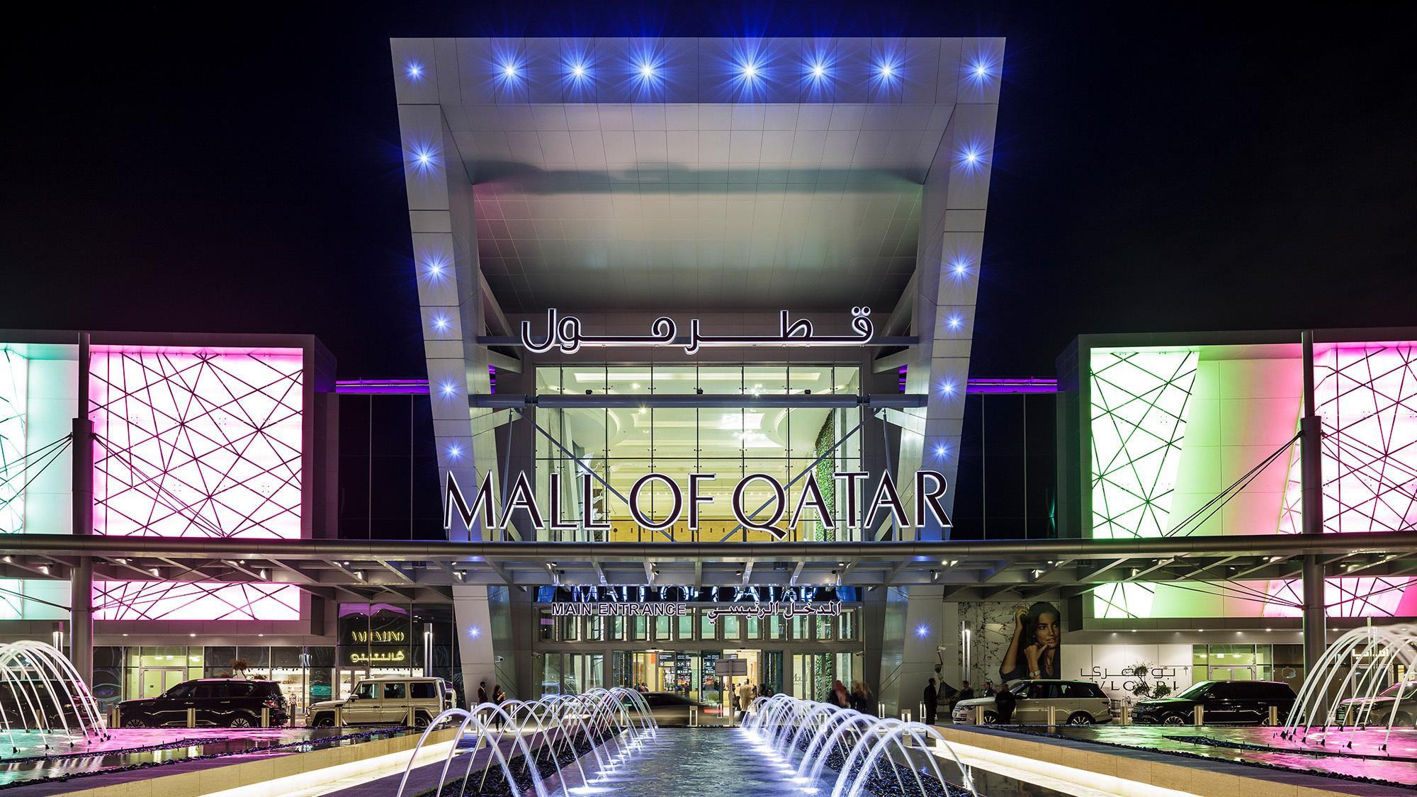 النادي العربي الرياضي ) is a qatari sports club based in doha.founded in 1952, the most prominent team of the club is the football team that competes in the qatar stars league. Chapman Taylor   Mall of Qatar