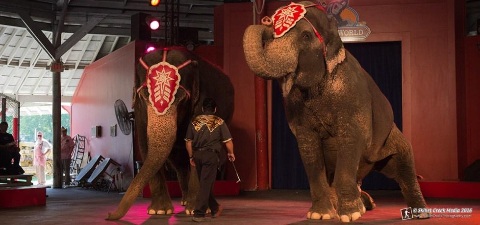 Circus World in Baraboo