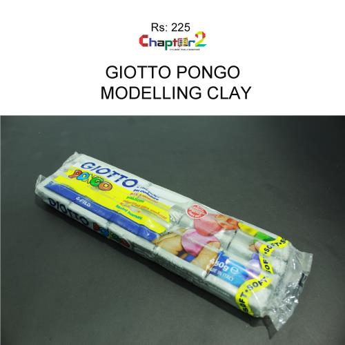 Giotto Pongo Gray Modelling Clay