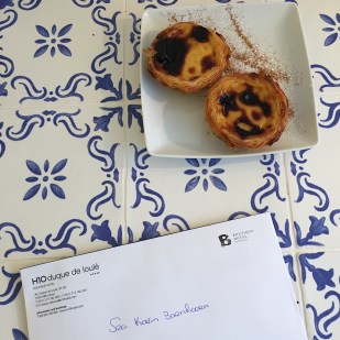 welcome Pasteis de Nata