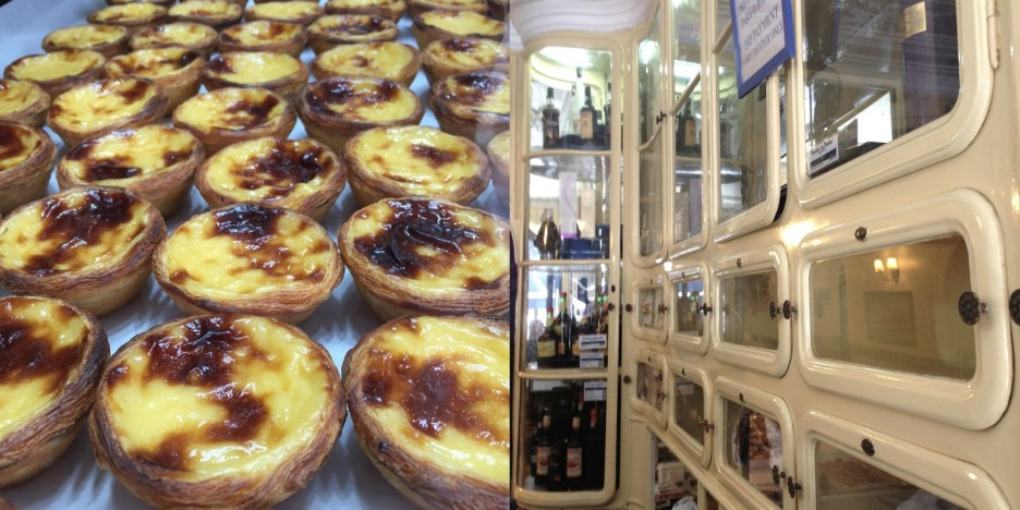 You can't leave Lisbon without a visit to the home of the Pasteis de Nata in Belem.
