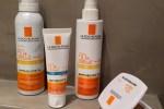 la roch posay spf50 + sunscreens products