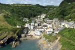 The Lugger Hotel in Portloe Cornwall