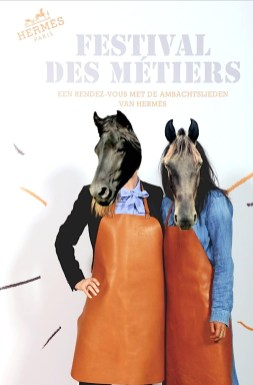 Chapter Fifty Style Festival des Metiers Hermes Tanja Minnee Karen Maes after