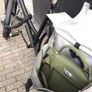 Festival des Metiers Hermes kelly bag bike bag