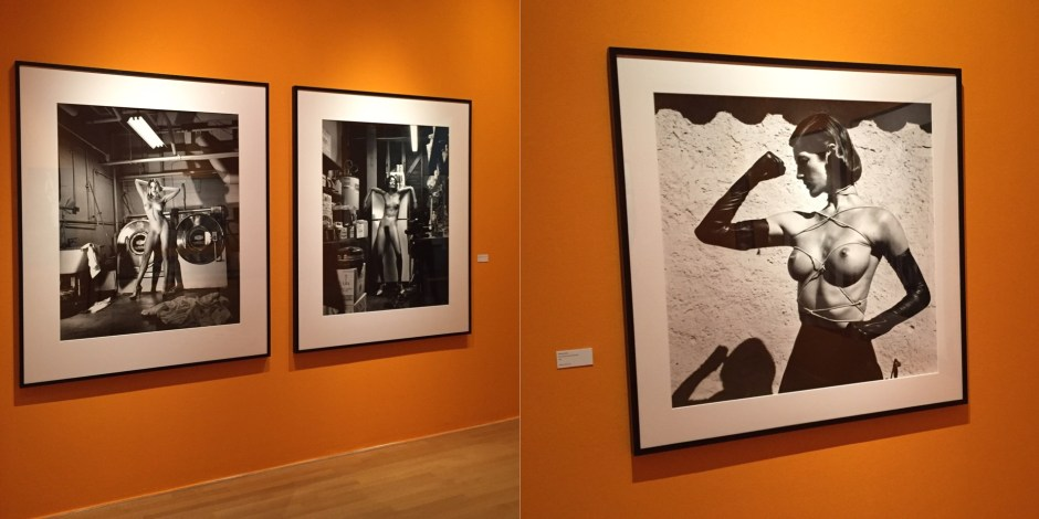 Helmut Newton exhibition Foam Amsterdam
