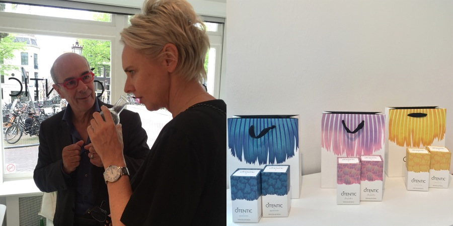 Otentic Fyori perfume Jean-Denis Saisse