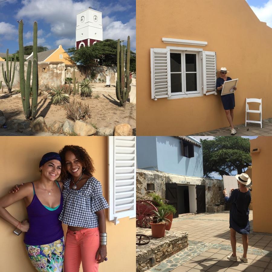 Luxury Aruba art class