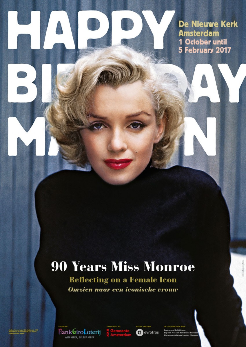 chapter-fifty-culture-marily-monroe-expo-nieuwe-kerk-amsterdam