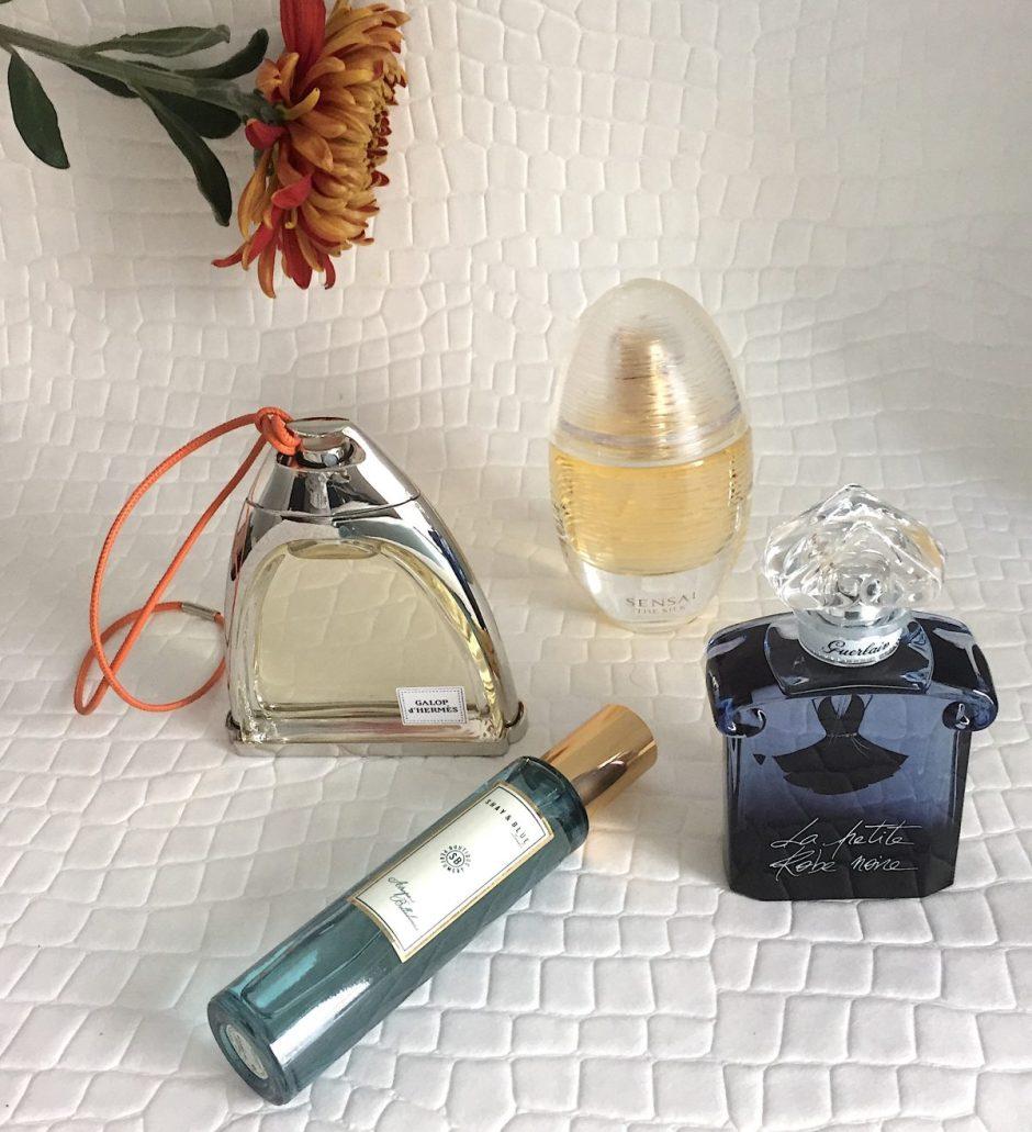 Beauty update fragrances