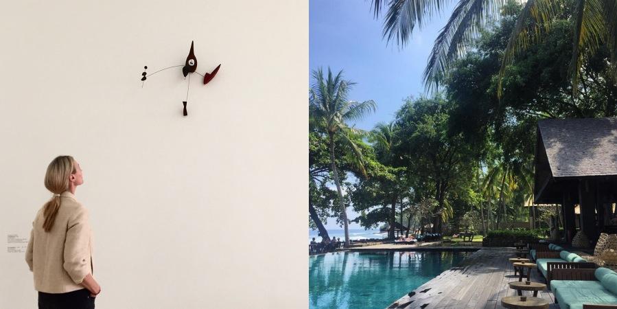 Tanja Minnee art hotels