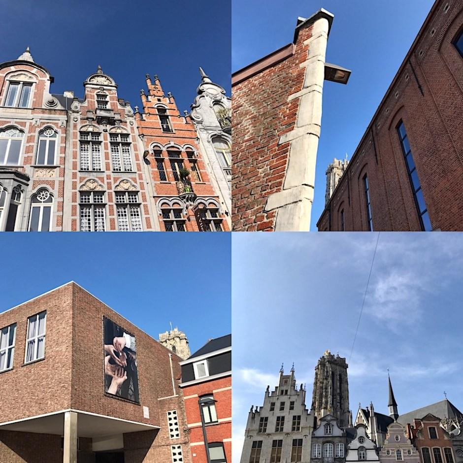 Mechelen facades