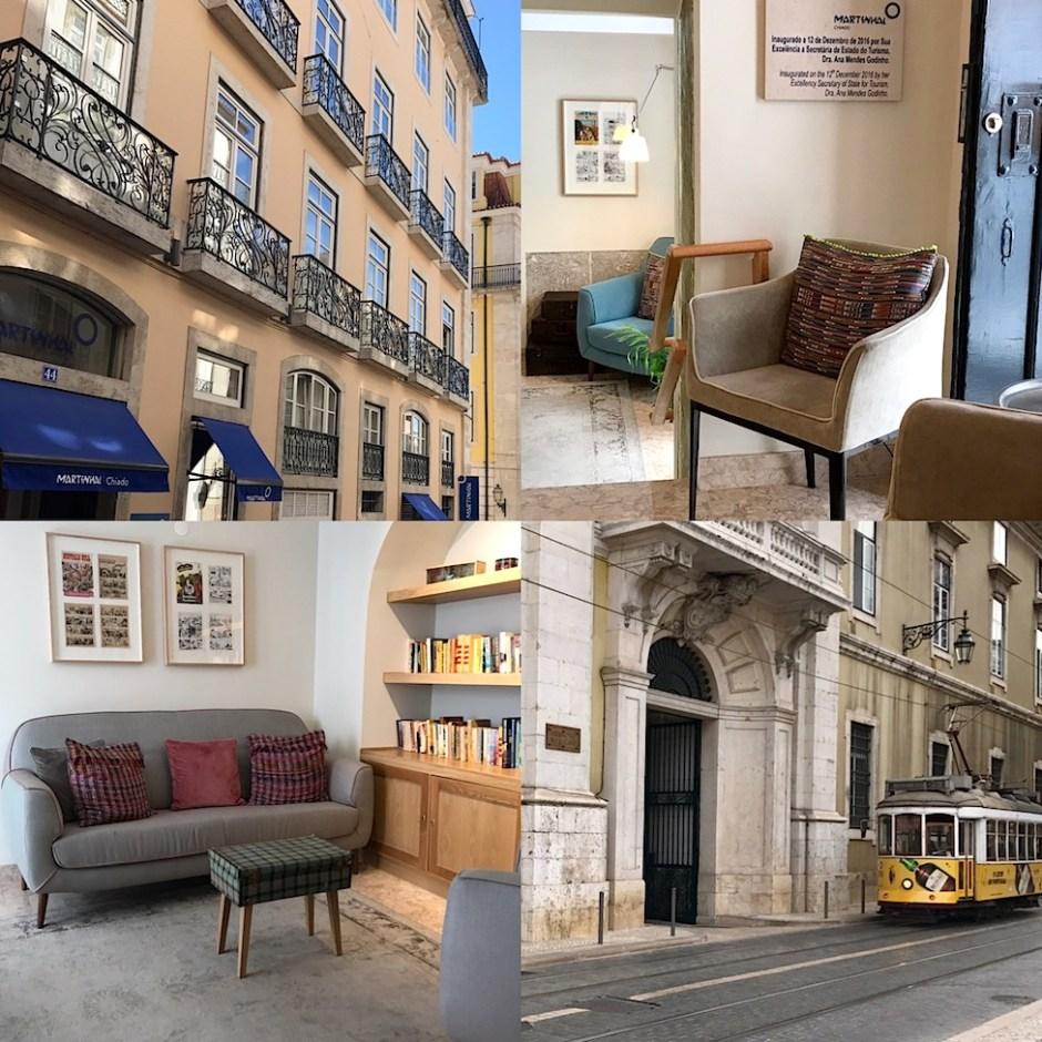Martinhal Chiado hotel Lisbon