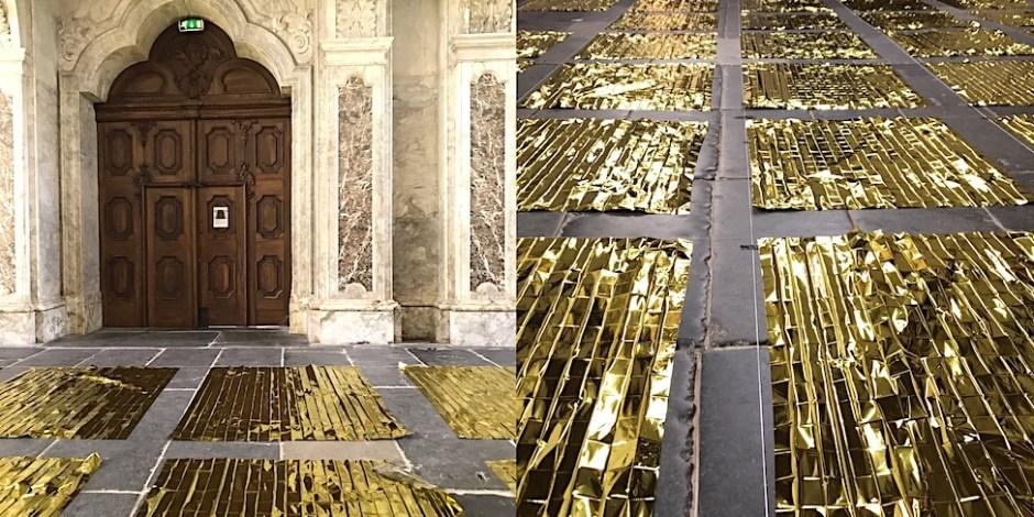 Sarah van Sonsbeeck goud gold