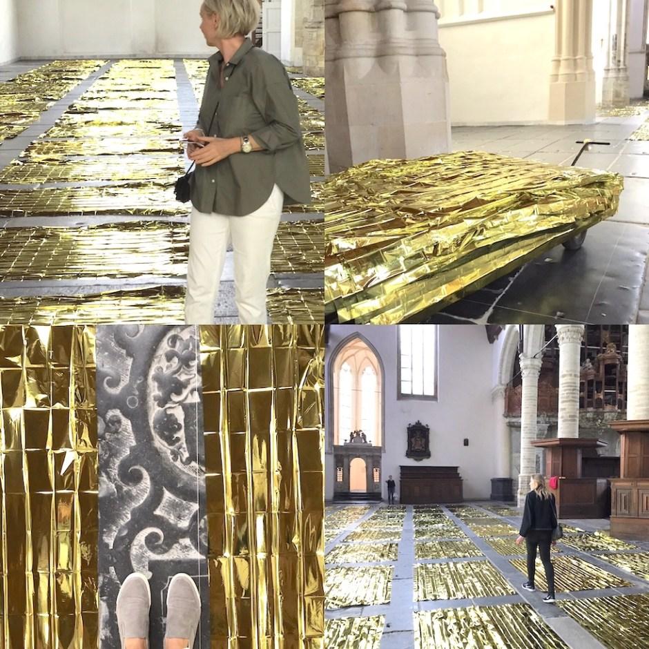 Sarah van Sonsbeeck Gold
